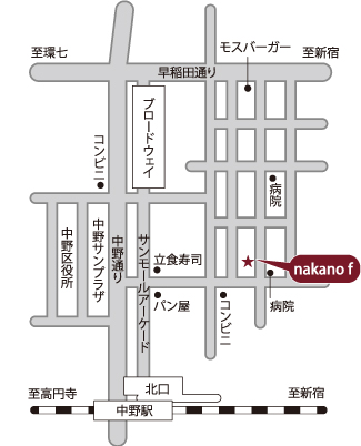 nakanofの地図